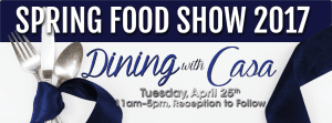 Spring Food Show 2017 @ Holiday Inn - Binghamton | 13901 | United States | United States