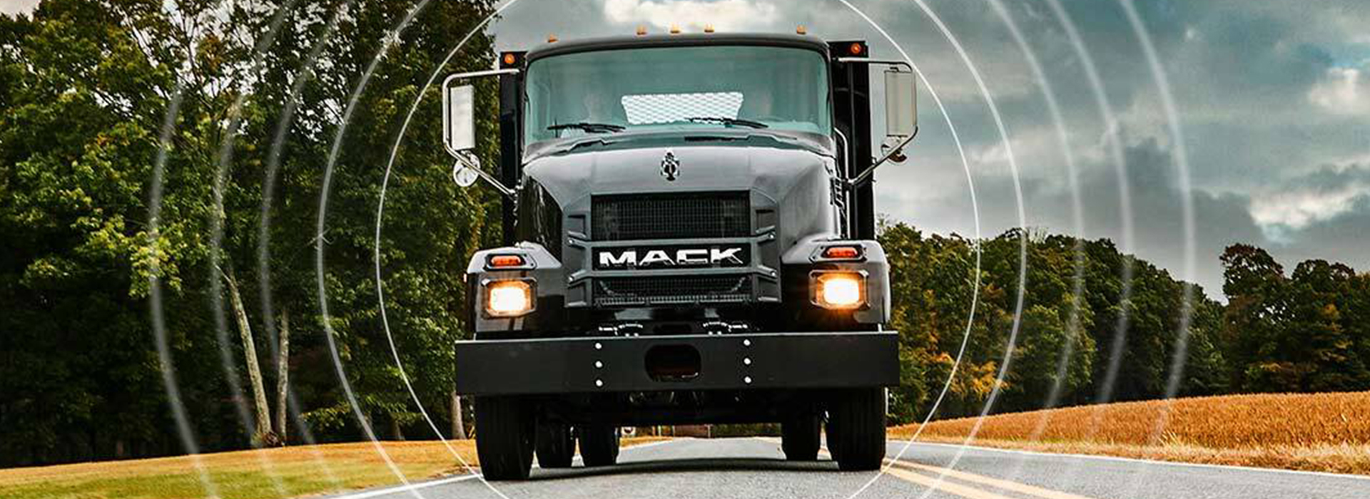 Mack MD Series 2020